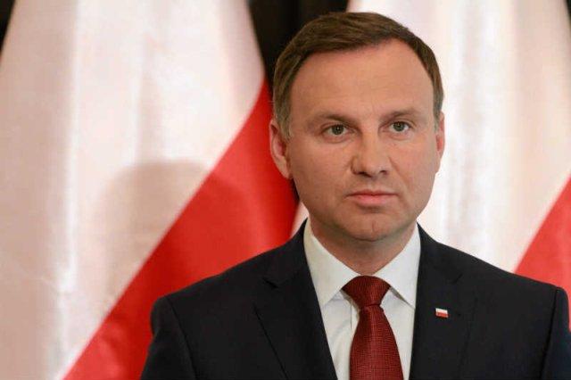 Andrzej Duda narzeka, że jest krytykowany.