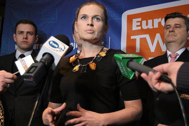 Nowacka i Palikot - nowe kierownictwo Twojego Ruchu?