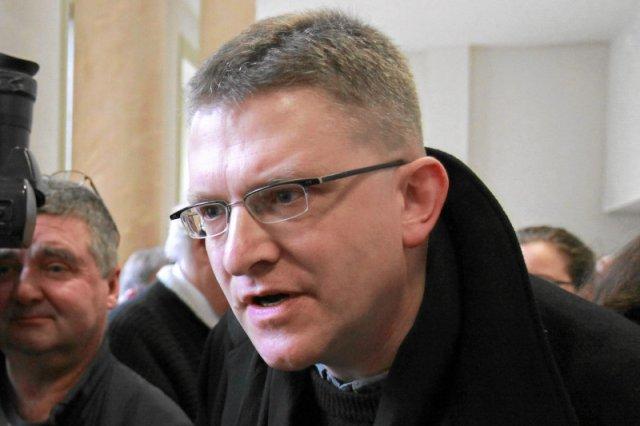Grzegorz Braun ogłosił start w wyborach prezydenckich