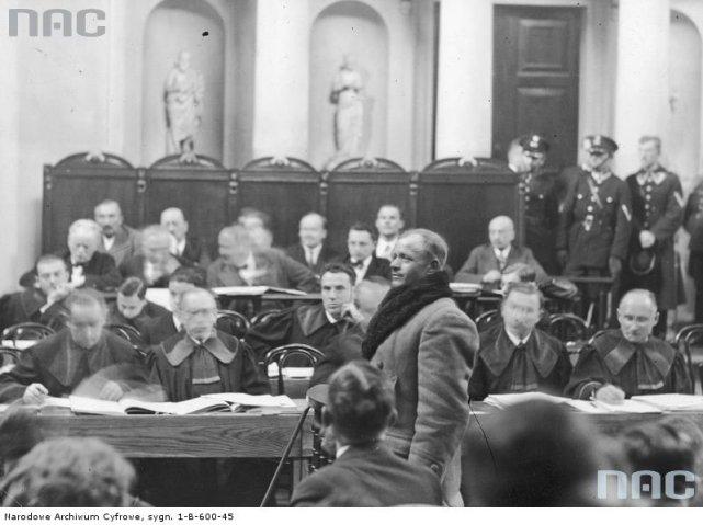 Proces brzeski w Sądzie Okręgowym mieszczącym się w pałacu Paca przy ulicy Miodowej 15 w Warszawie.
