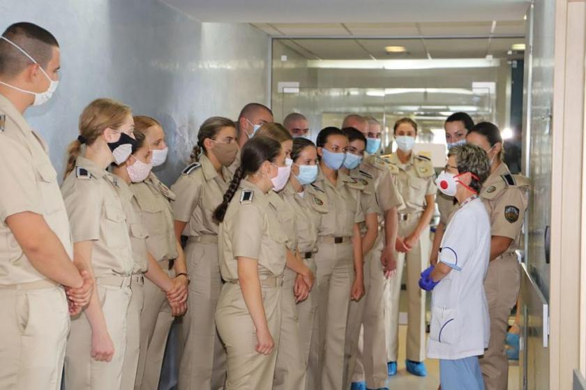 военни лекари ВМА