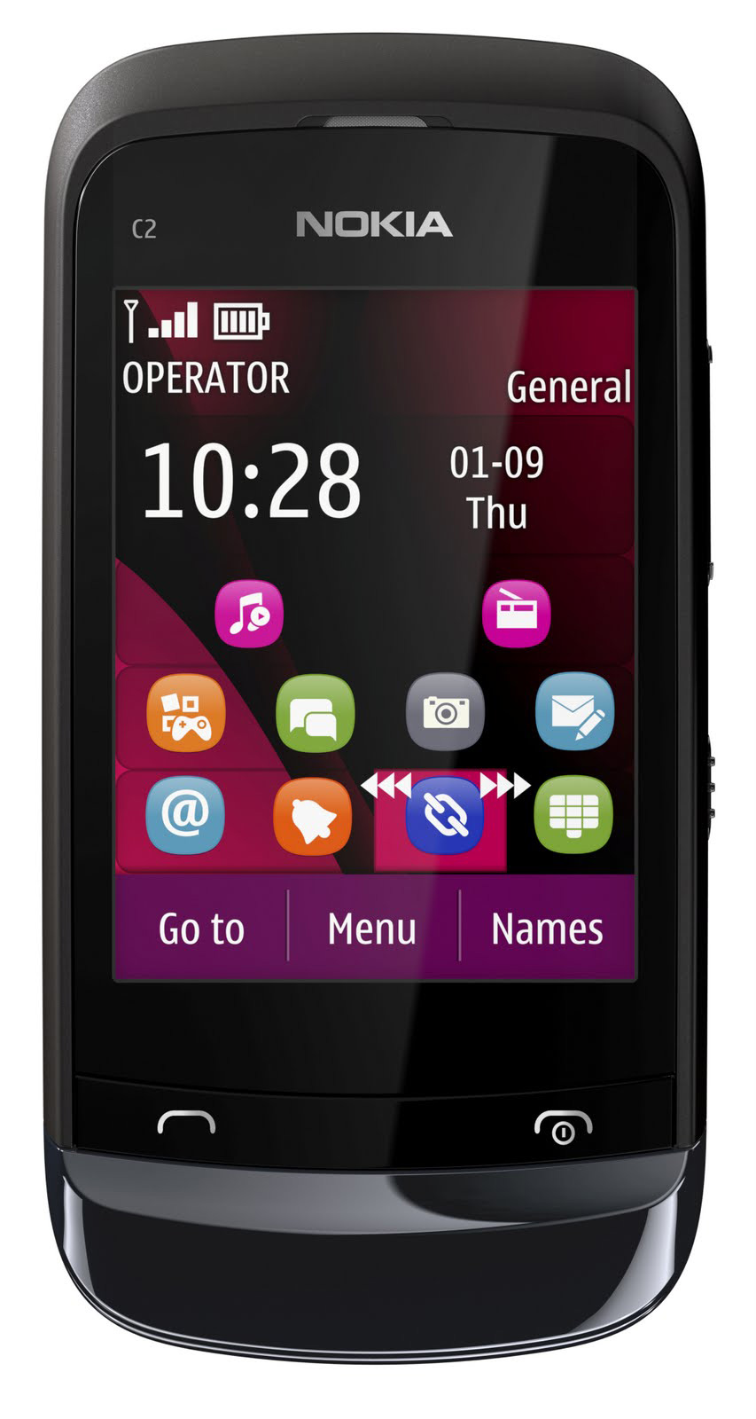Nokia C2 02 Touch And Type Specs And Price Phonegg
