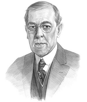 Woodrow Wilson Was The 28th President Of Us Whose Presidency Spanned From March 4 1913 To 1921 Cabinet Members