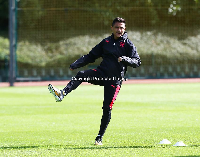 football arsenal training action foto sport