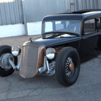 TJ Russell's 1933 Plymouth HotRod