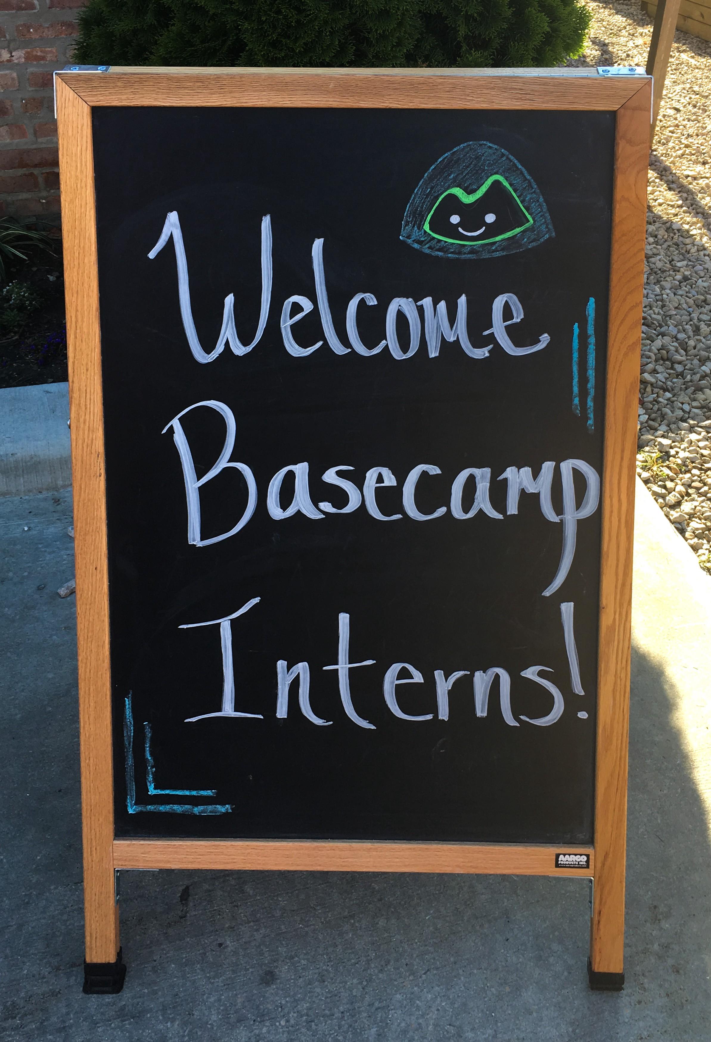 My Time as a Basecamp Intern - Signal v  Noise