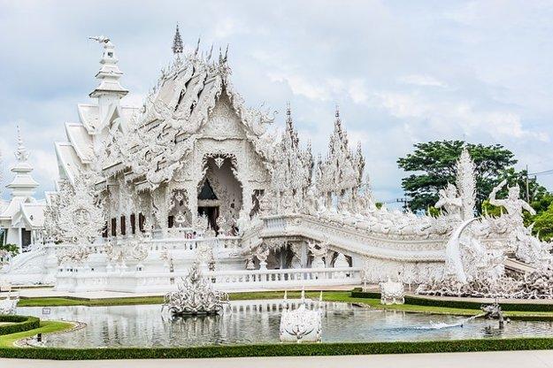 Jedenásť najkrajších chrámov v Ázii - Cestovanie SME