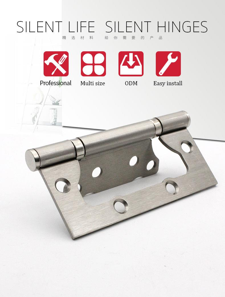 China Non Mortise Hinges Factory Suppliers And Manufacturers Tendency Hardware