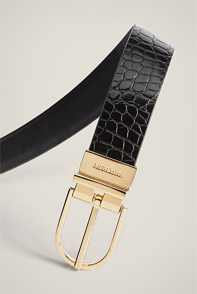 WITCHERY JADA REVERSIBLE BELT