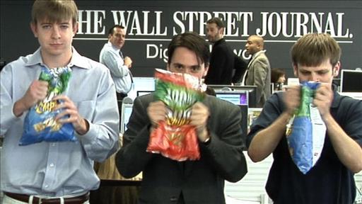 Pop the bag (Wall Street Journal)