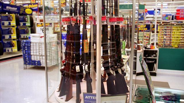 wal mart resuming gun sales at many of