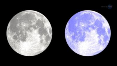 What's a 'Blue Moon' in 60 Seconds