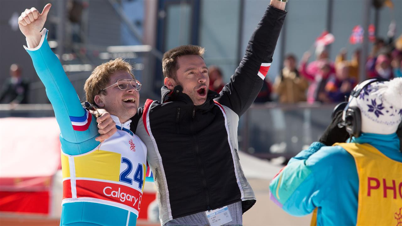 Image result for eddie the eagle film