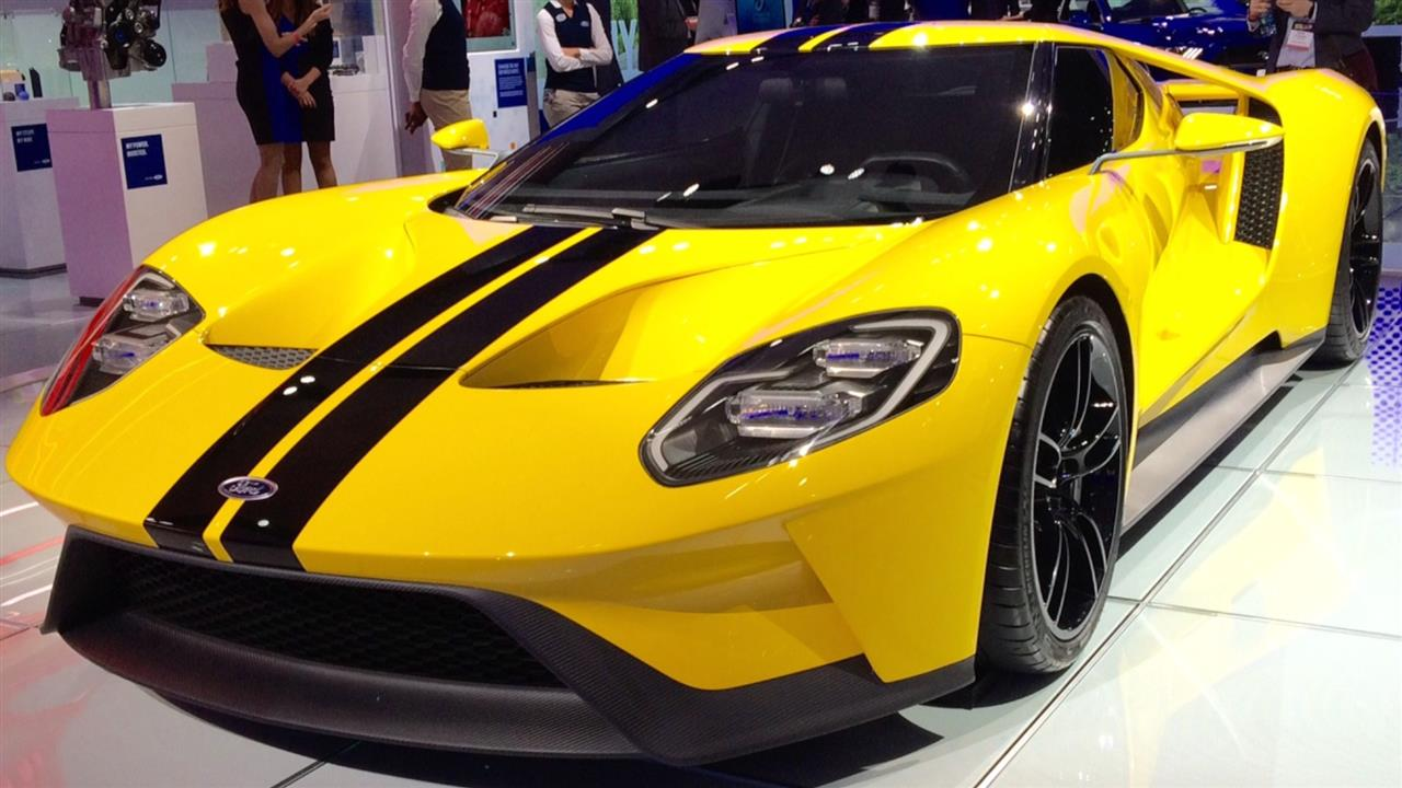New York Auto Show s 5 Most Expensive Sports Cars