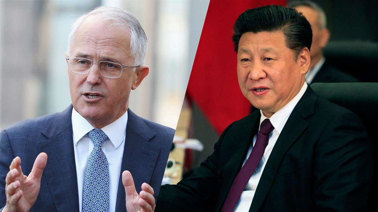 Image result for china-australia relations