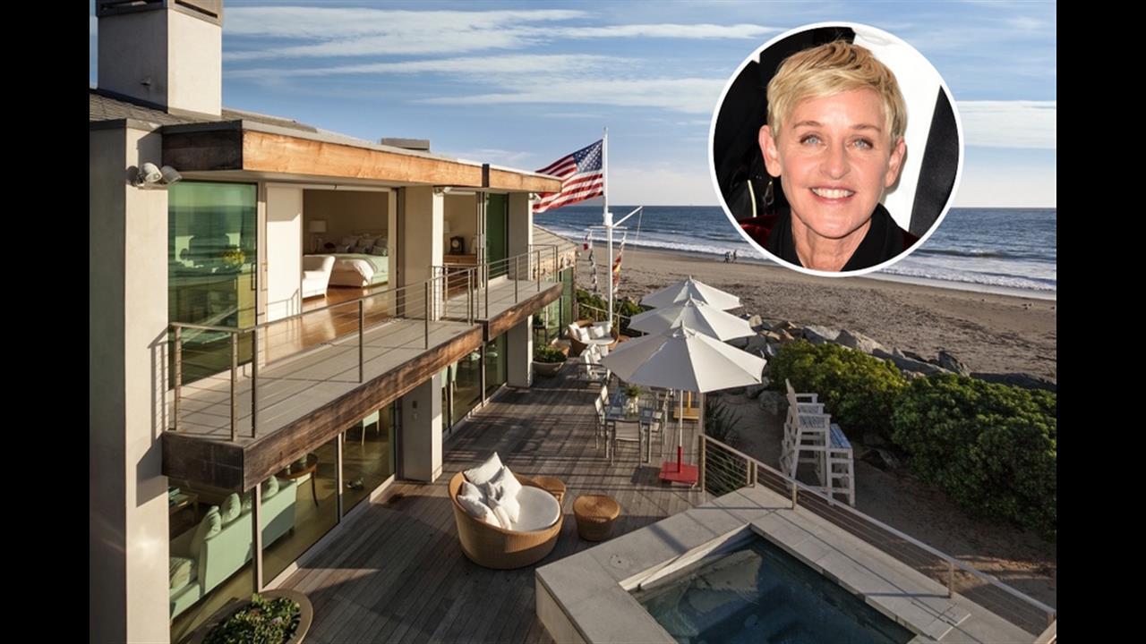 Degeneres Profile Ellen