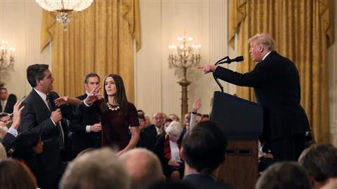 Acosta Video Posted by White House Was Altered, Analysis Says