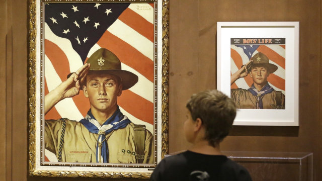 The Rise and Fall of the Boy Scouts
