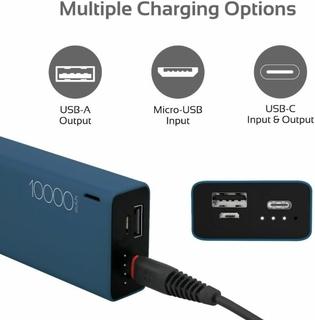 Fast Dual USB Charging Ports
