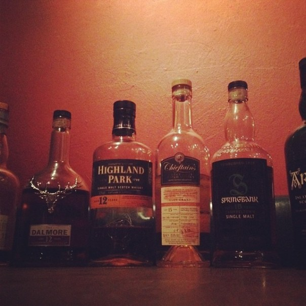 ALL OF THEM #Whisky