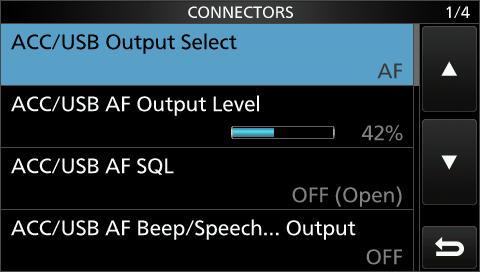 Icom 7300 Settings for Control via a USB Cable | M0IAX