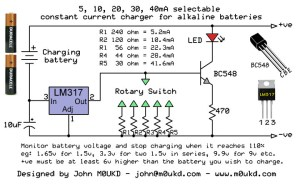9 Volts Charger Diagram | Circuit Diagram Images