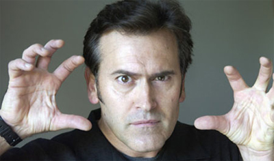 Bruce Campbell just isn't trying any more