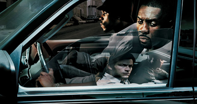 Not only can they look moody, the cast of The Wire can also act pretty damn awesome as well...