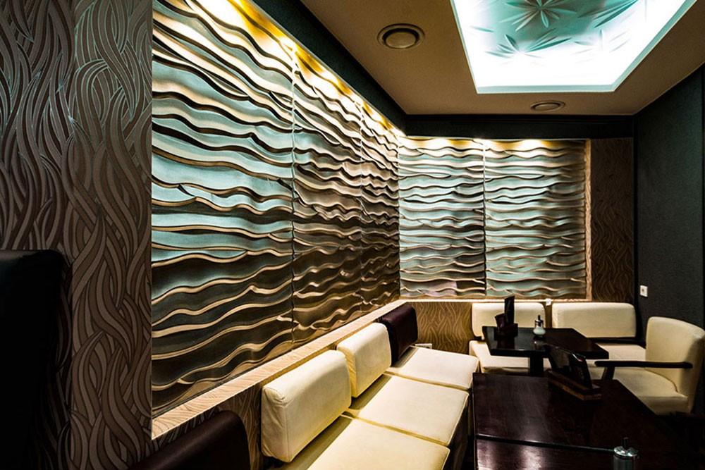 3D Wandpaneele Wohnungs-Design Wandverkleidung - Dekor BEACH * 3D Paneele kaufen