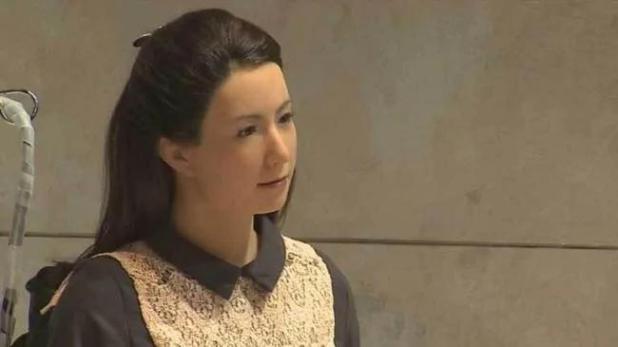 日本混血美女機器人出演核災電影:好美