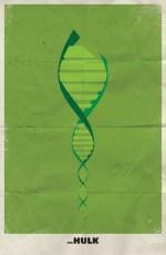 Hulk - Marvel Minimalist - poster