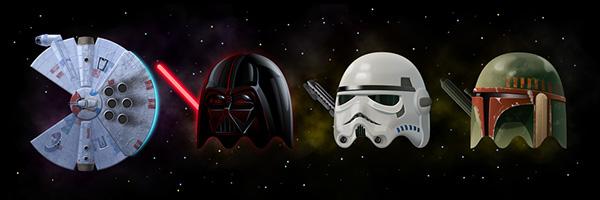 Фэндом: Лучшие работы #StarWars на #Behance
