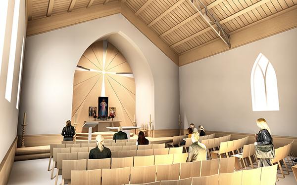 Church Interior Design Beautiful Home Interiors