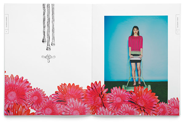 In Cahoots Lookbook On Behance