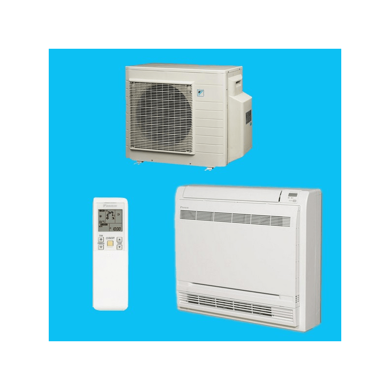 climatisation mono split inverter reversible fvxs50f rxs50l daikin