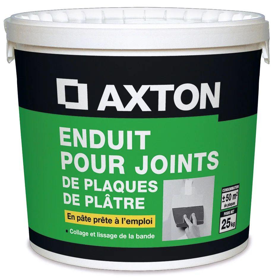 Enduit Pour Joint En Pate Axton 25 Kg Leroy Merlin