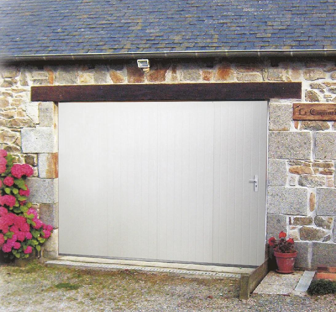 Porte De Garage Coulissante Leroy Merlin