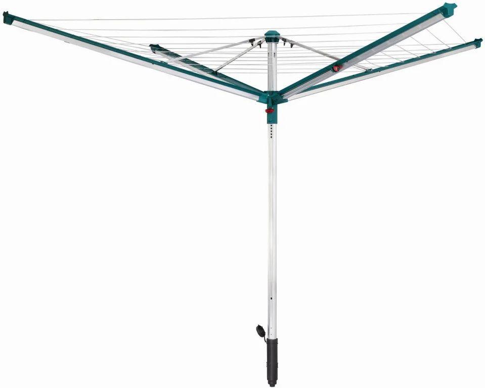 Sechoir Parapluie Leifheit Linomatic L 60 M Leroy Merlin