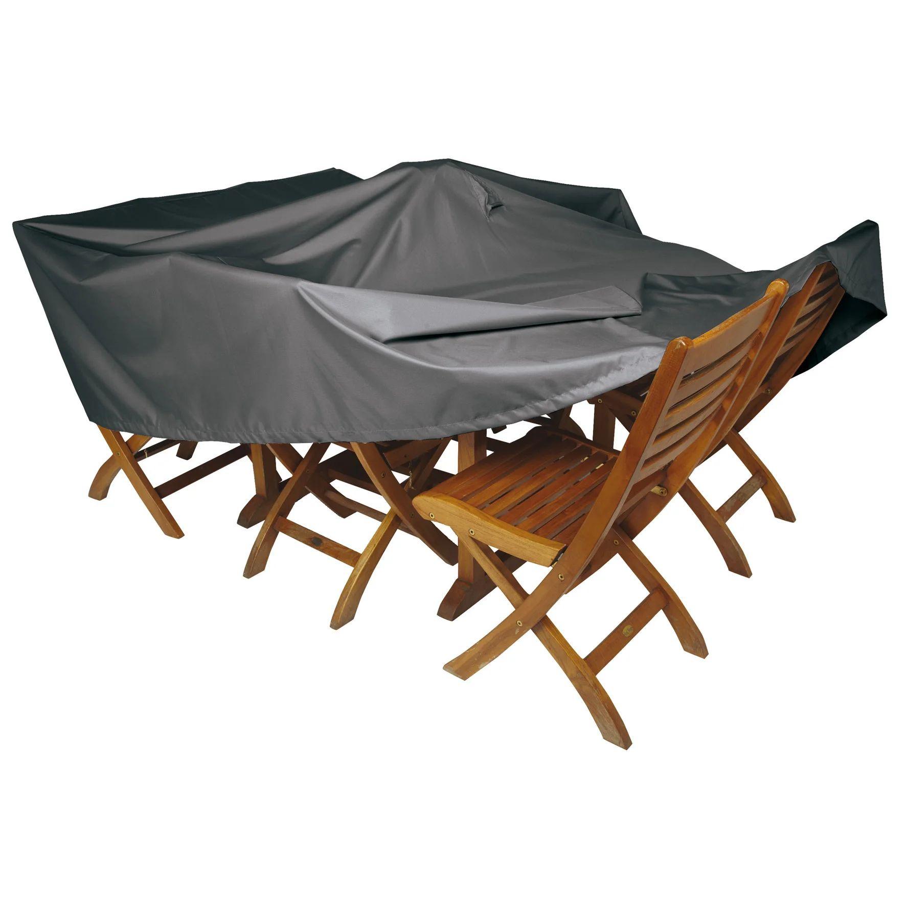 Housse De Protection Pour Table Naterial L 200 X L 130 X H 60 Cm Leroy Merlin