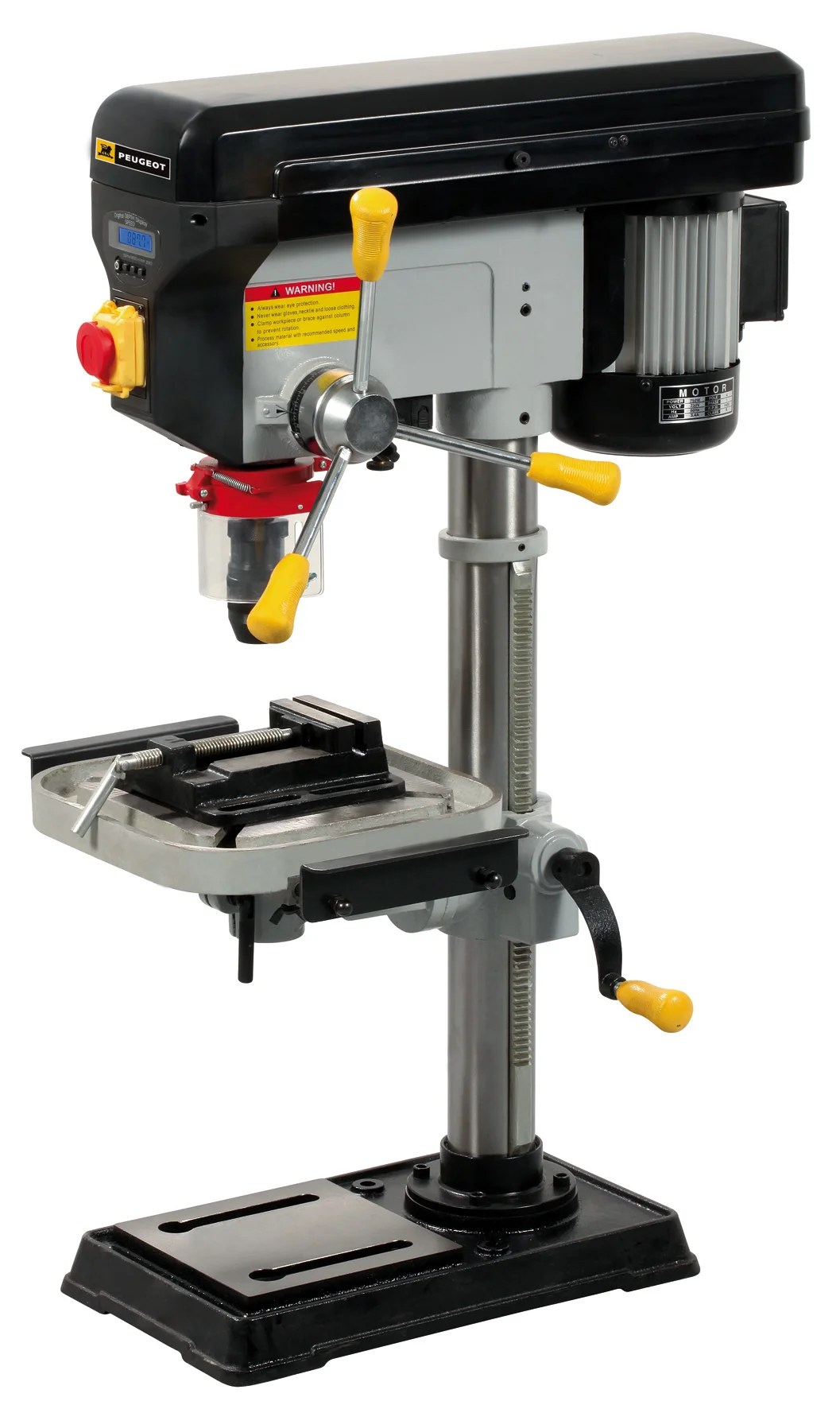 Perceuse A Colonne Peugeot Energydrill 16lbe 550 W Leroy Merlin