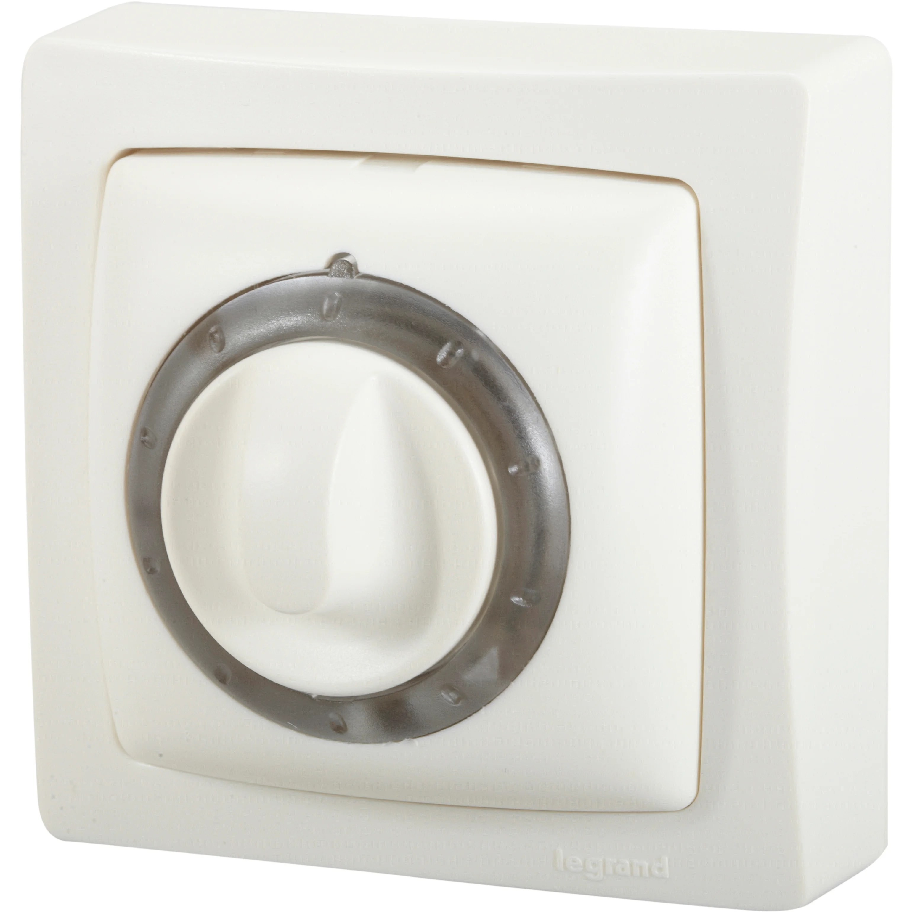 Minuterie Saillie A Voyant Lumineux Complet Legrand Asl Blanc Leroy Merlin