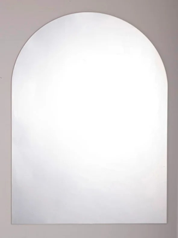 miroir non lumineux decoupe deco l 50 x l 70 5 cm poli