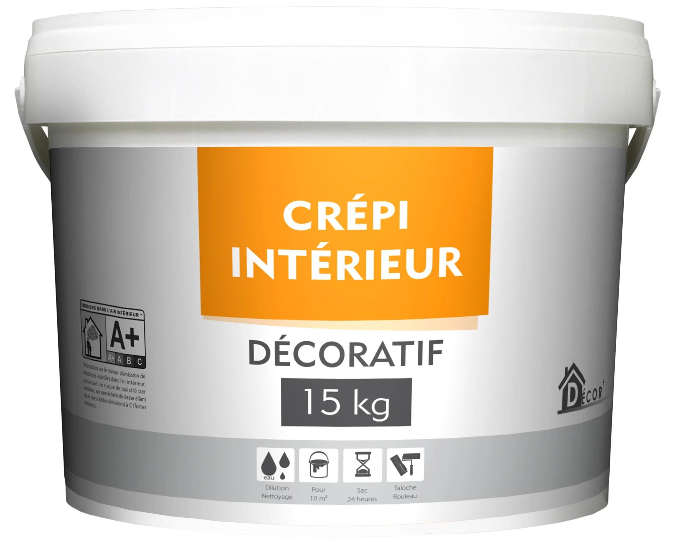 Crepi Interieur Blanc 15 Kg 1