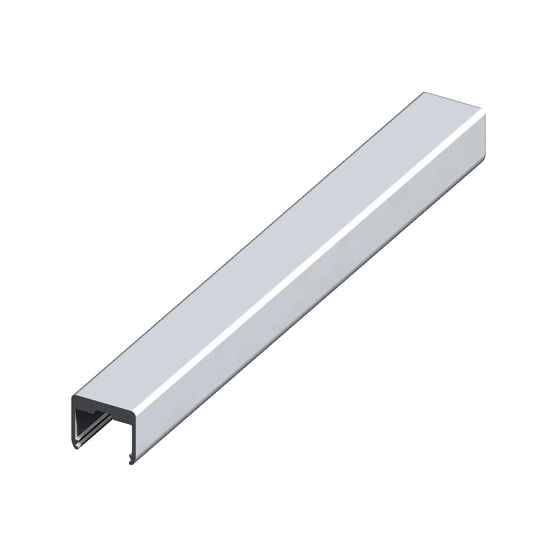 Profil De Finition Aluminium Klos Up Blanc L 3 X P 142 X H 1 8 Cm Leroy Merlin