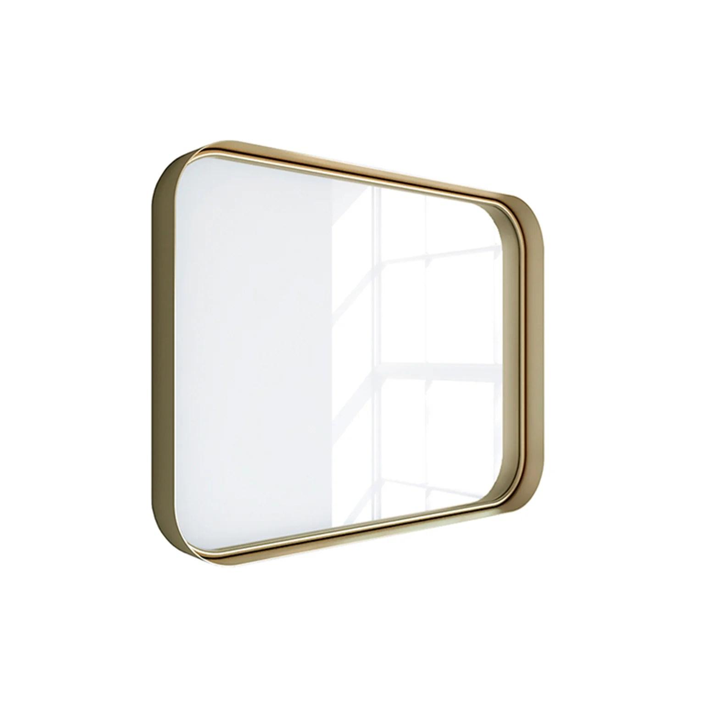 Miroir Non Lumineux Decoupe Rectangulaire L 50 X L 150 Cm Poli Leroy Merlin