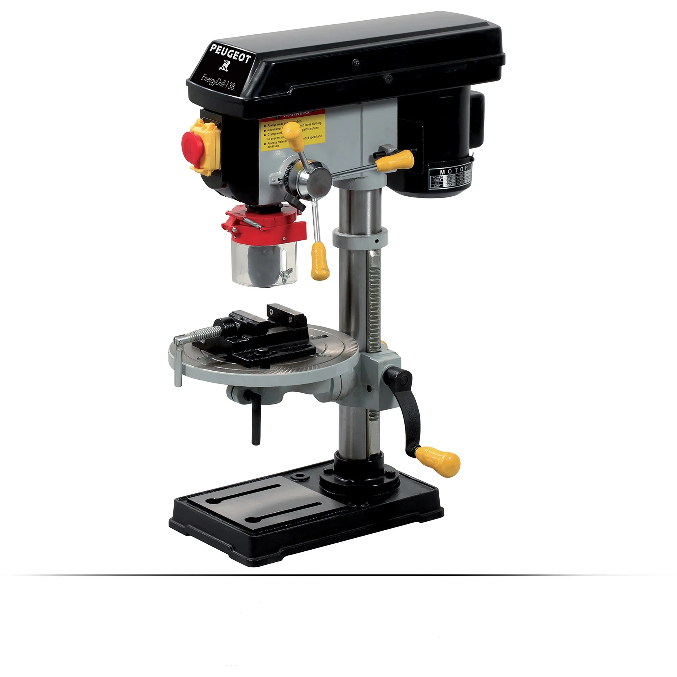 Perceuse A Colonne Peugeot Energydrill 13 B 13 Mm 350 W Leroy Merlin