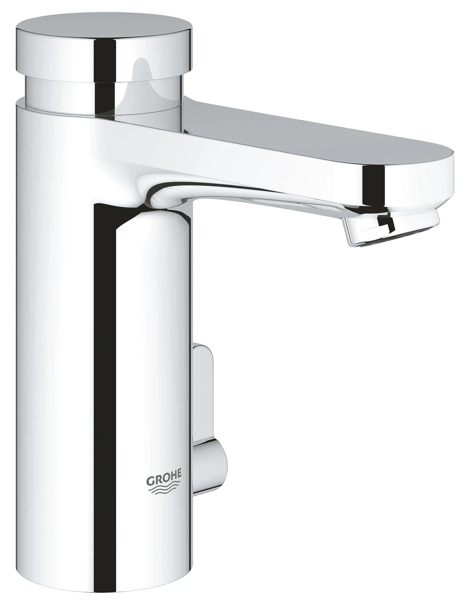 mitigeur de lavabo chrome chrome grohe eurosmart cosmopolitan t