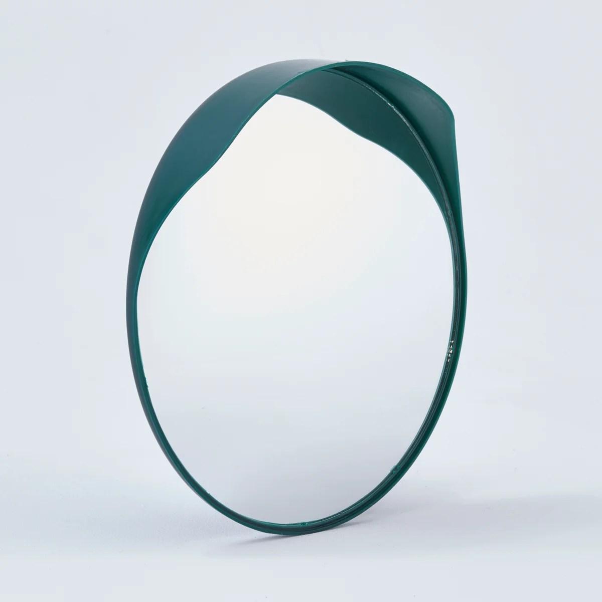 Miroir De Sortie Convexe Diam 30 Cm Distance De Vision De 3 M Leroy Merlin