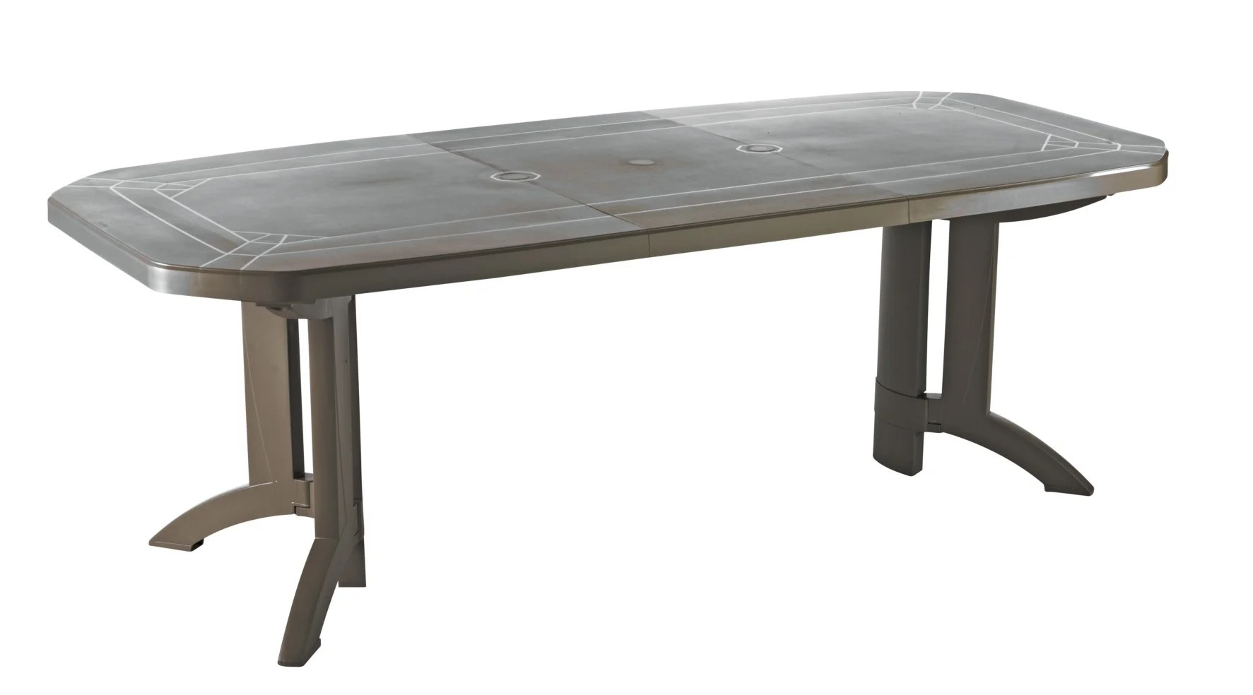 table de jardin de repas grosfillex