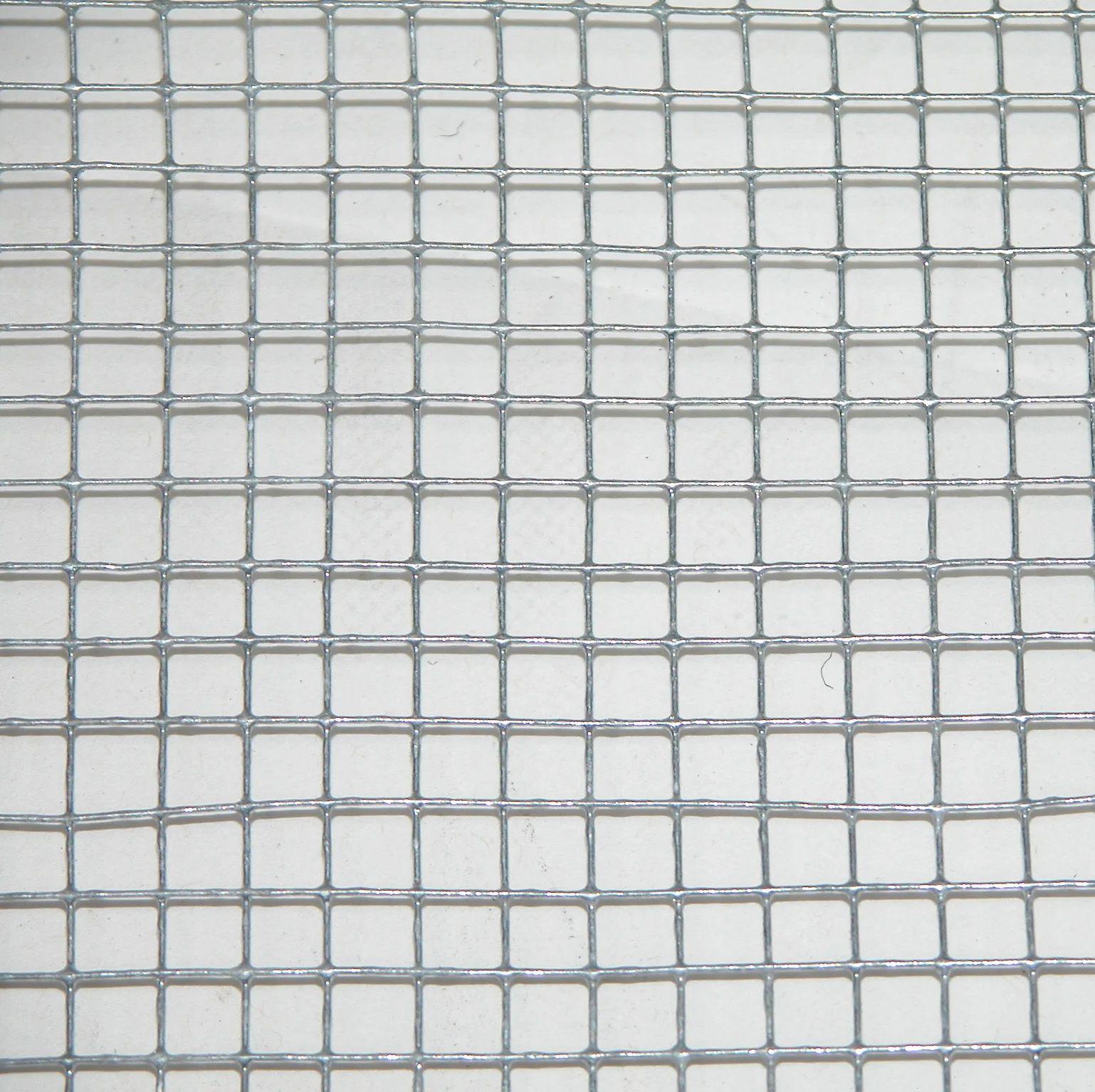 Grillage Pour Animaux Soude Gris H 0 5 X L 3 M Maille H 6 X L 6 4 Mm Leroy Merlin